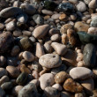 Royalty-Free Stock Photo: Wet pebbles background