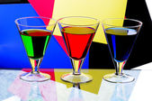 Wineglasses — Stock Photo