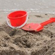 Royalty-Free Stock Photo: Sand Pail and Shovel