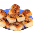 Sweet roll — Stock Photo