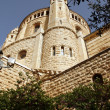 Church Of Dormition,Jerusalem — Stock Photo