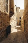 Jewish quarter in Jerusalem , Israel — Stock fotografie