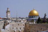 Temple Mount in Jerusalem — Stock Photo