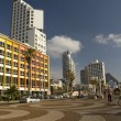 Stockfoto: Seashore in Tel-Aviv