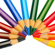 Colored pencils — Stock Photo #2753960