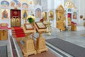 Die erhöhung des heiligen kreuzes der retter und st-kathedrale — Stockfoto