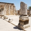Stock Photo: Ruins of ancient Roman temple