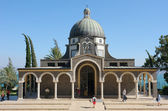 Church on the Mount of Beatitudes — Foto Stock