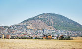Biblical place of Israel: mount Tabor — Stock Photo