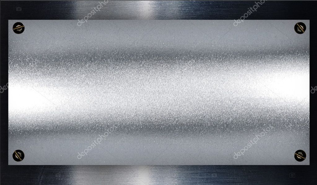 Metal plate steel background. — Zdjęcie stockowe #3525609