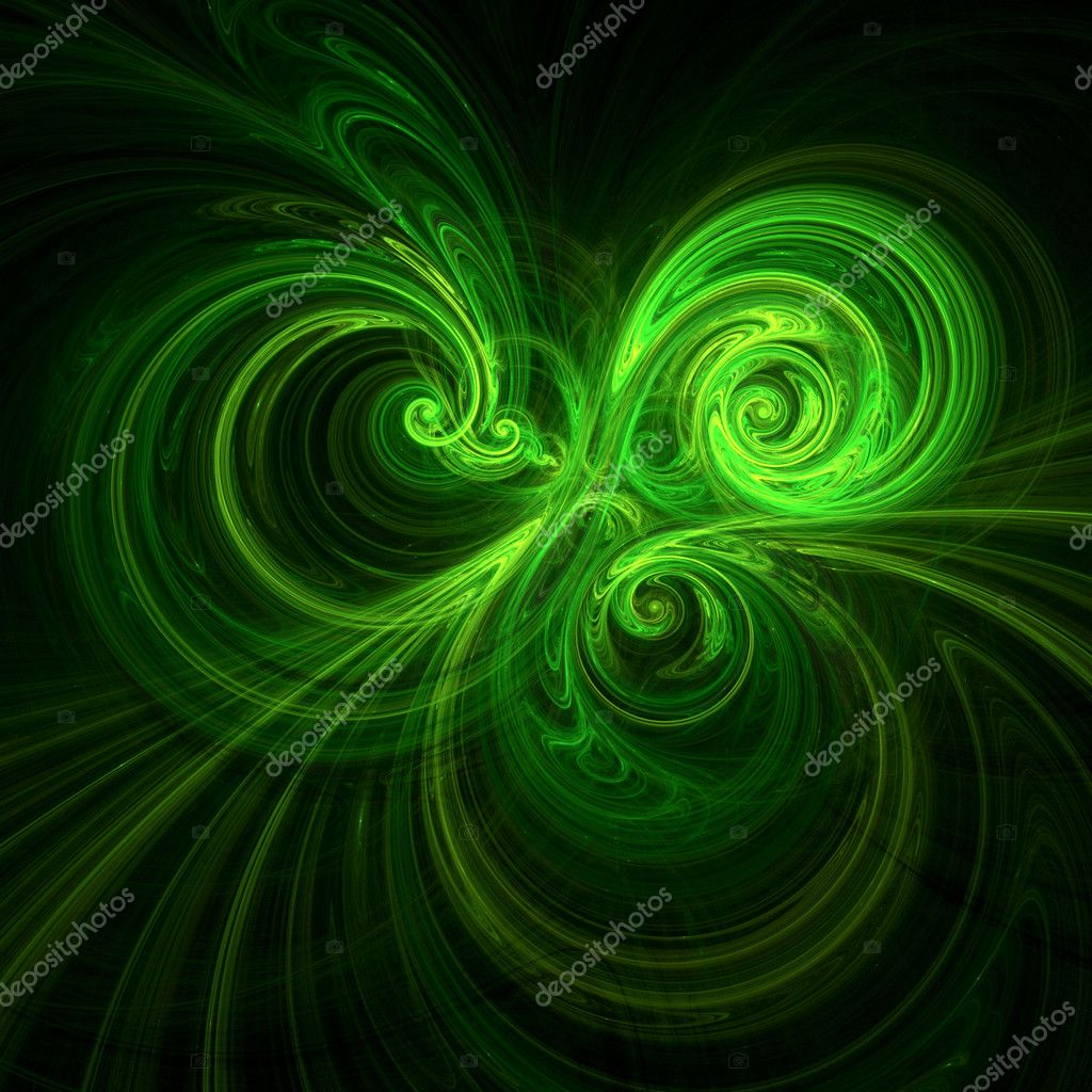 Abstract fractal background. Digital generated this image — Stock Photo #2893877