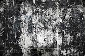 Grungy çizilmiş duvar — Stok fotoğraf