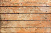 Weathered wooden plank brown — Stock Photo