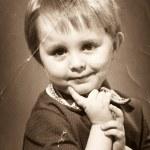 Vintage photo — Stock Photo #3457762