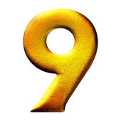 Altın basamaklı — Stok fotoğraf