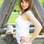 Beautiful girl — Stock Photo #3133129