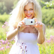 Beautiful girl photographs — Stock Photo #3549241