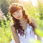 Beautiful girl in a dress — Stock Photo #3606730