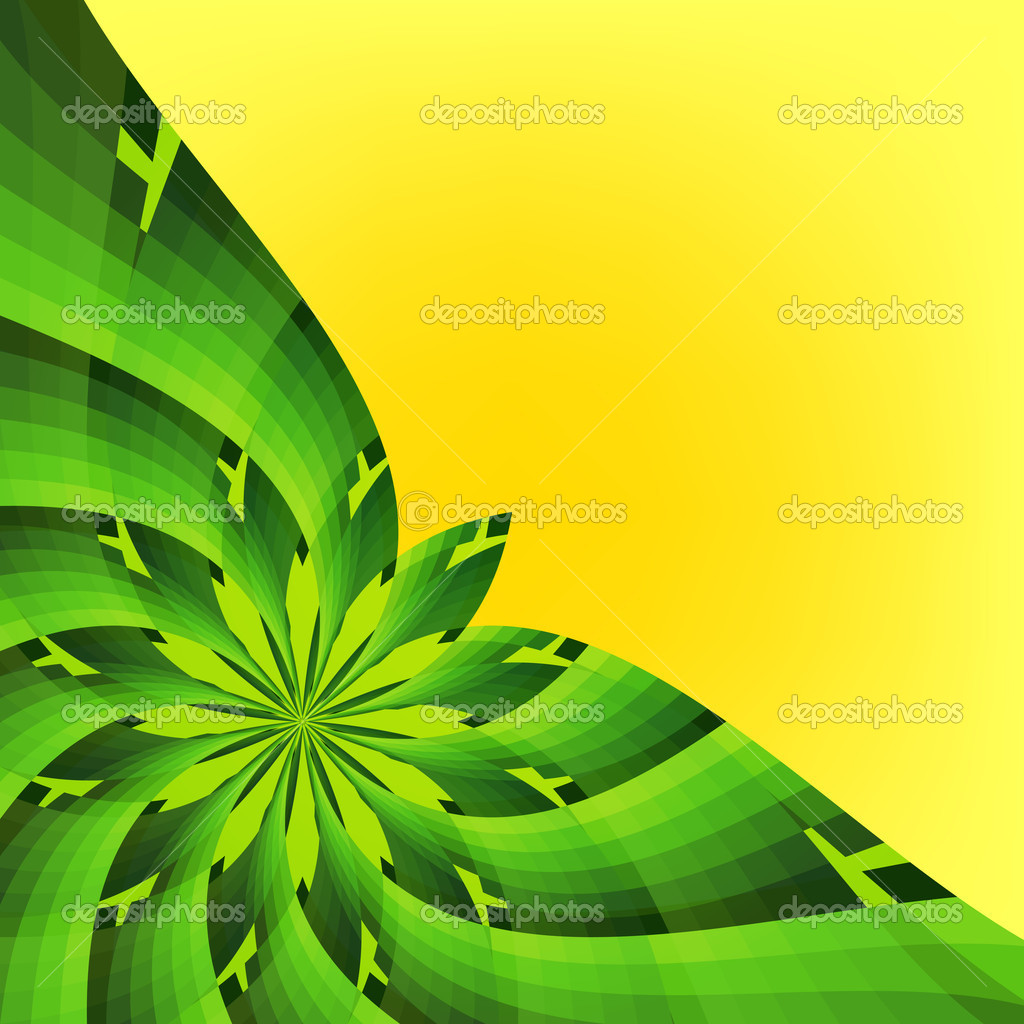 Green Yellow Background Images Abstract Green And Yellow