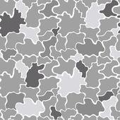 Patrón gris transparente — Vector de stock