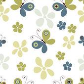 Seamless pastel pattern — Stock Vector