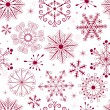 Seamless christmas pattern — Cтоковый вектор #3525322