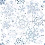 bezešvé pastelové vánoční vzor — Stock vektor