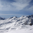 Panorama Caucasus Mountains — Stock Photo #2699969