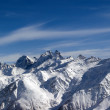 Panoramic view from Elbrus — Stock Photo #3020215