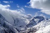 Caucasus Mountains. Dombay — Stock Photo