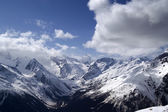 Caucasus Mountains. Dombay — Stock Photo