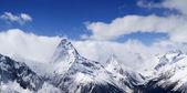 Panorama kavkazu — Stock fotografie