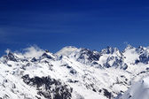 Caucasus Mountains. Elbrus. — Foto Stock