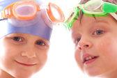 Zwemmers — Stockfoto