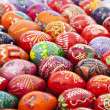 Easter colorful eggs. — Foto Stock