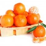 Sweet tangerines — Stock Photo