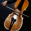 Cello musician — Stock Photo #2816761