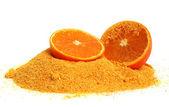 Fresh oranges — Stock Photo