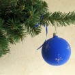 Christmas ball — Stock Photo #3197757
