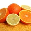 Fresh citrus — Stock Photo