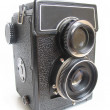 Isolated vintage camera — Stock Photo #3224594