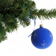 Christmas ball — Stock Photo #3225903