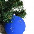 christmas  ball&quot — Stock Photo