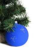 Christmas ball — Fotografia Stock