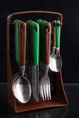 Kitchen cutlery — Stock Photo