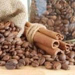 Постер, плакат: Coffee and cinnamon