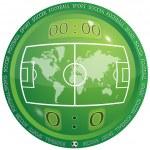Icon football — Stock Vector