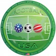 Royalty-Free Stock Vector Image: Football USA