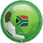Africa football — Stock Vector #3262747