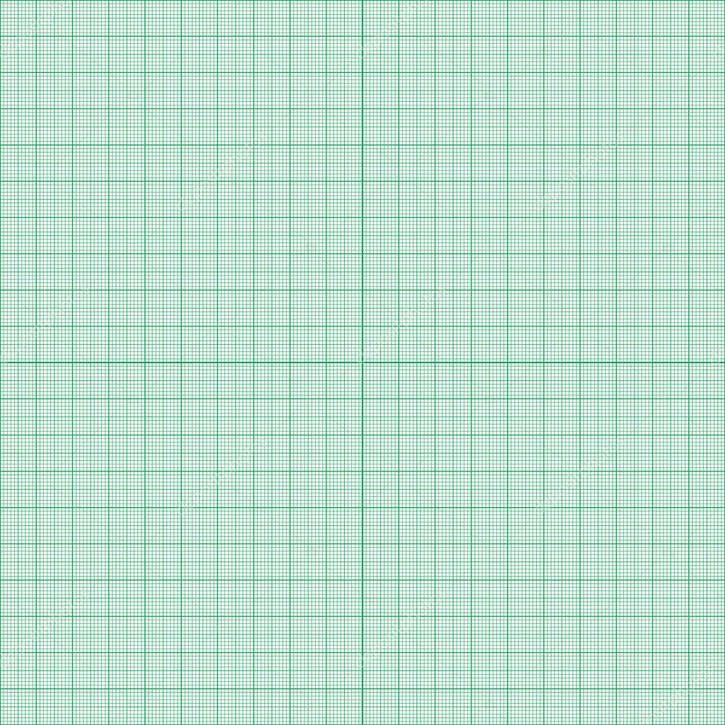 Seamless pattern with graph paper — Stock Vector #2789175